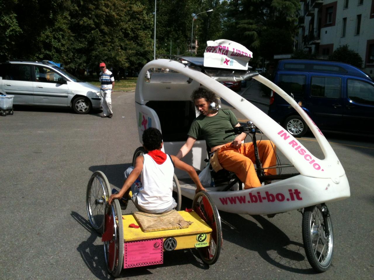 Biciclette speciali :-)
