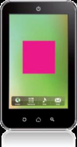 Tablet - Banner pubblicitario